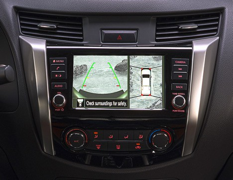 Nissan updates Navara with 'Advanced Display Audio' - PhilStar Wheels