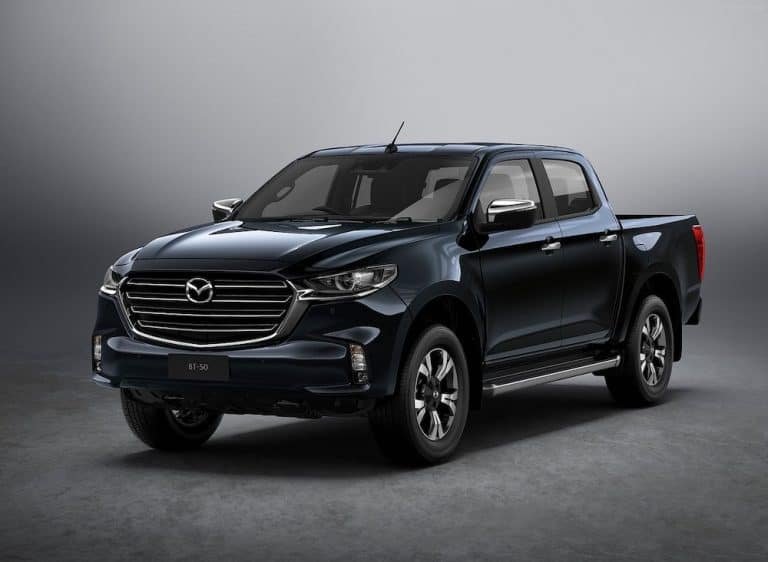 Truth be told, I'm disappointed with the new Mazda BT-50