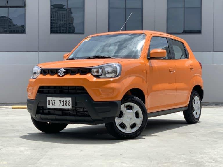 Testing the 2020 Suzuki S-Presso: Let's confuse the kids