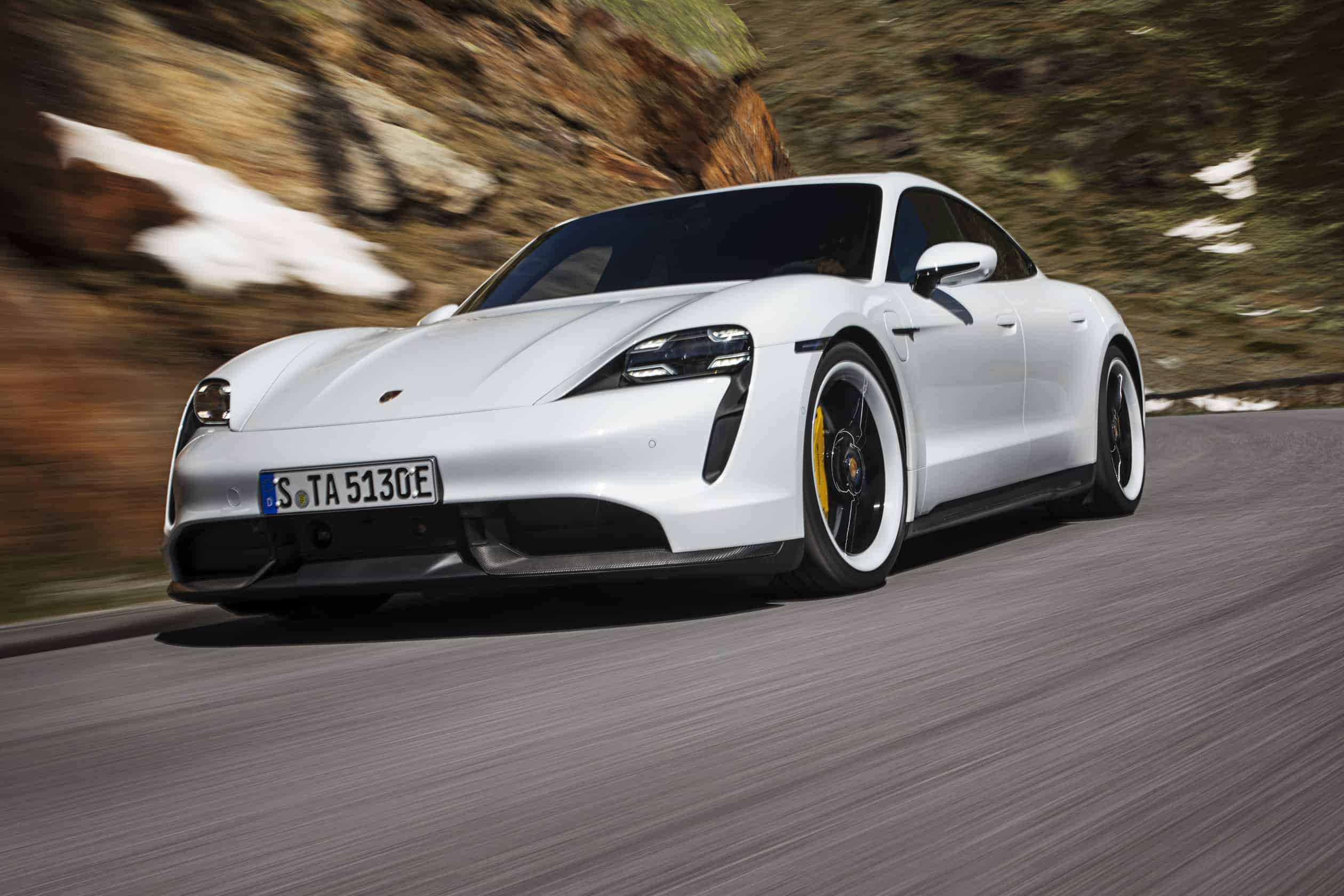 The Porsche Taycan electrifies Manila - Wheels