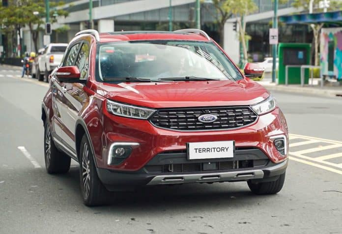 All New Ford Territory First Impressions Good Specs Great Pricing Philstar Wheels