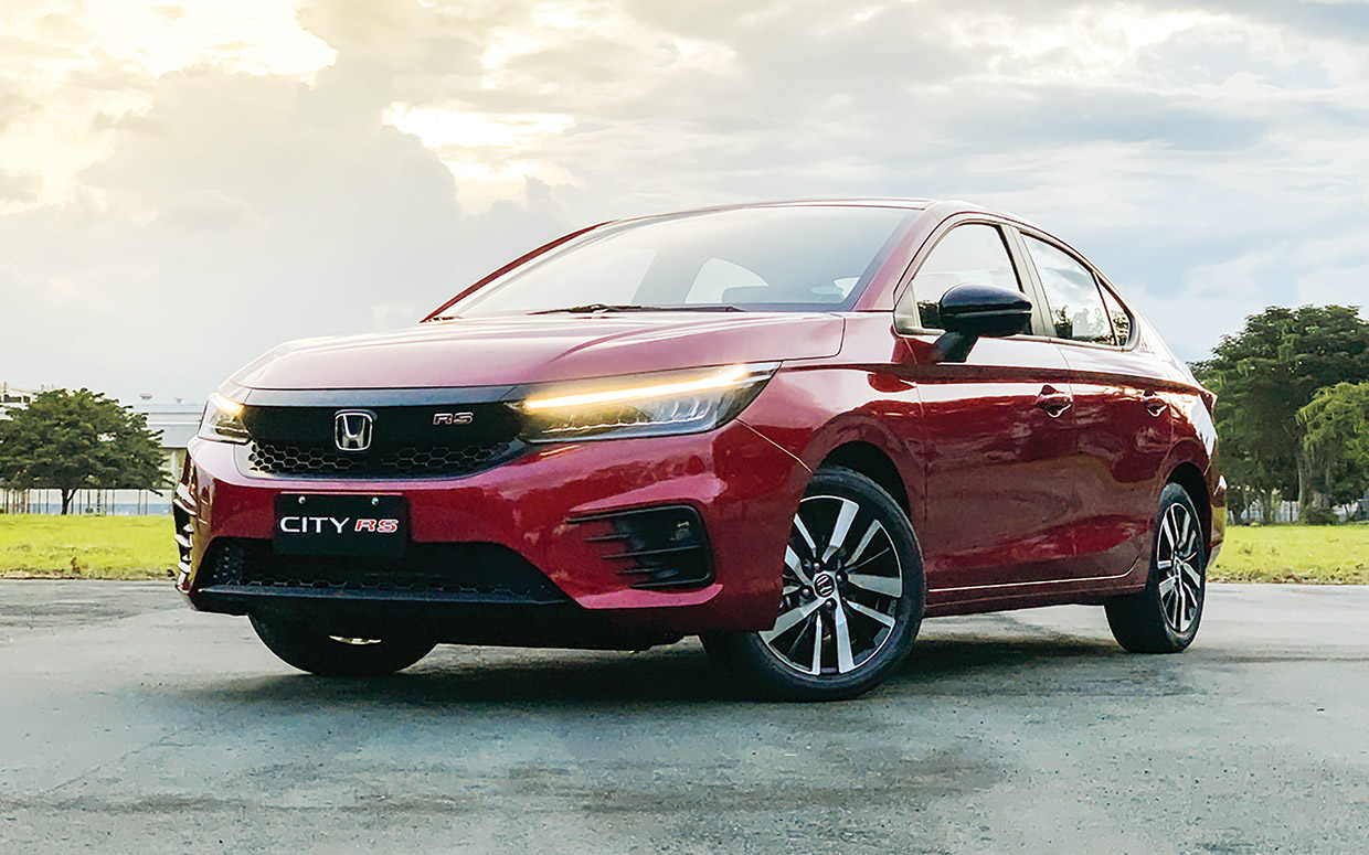 All New 2021 Honda City Debuts Better Late Than Mediocre Philstar Wheels
