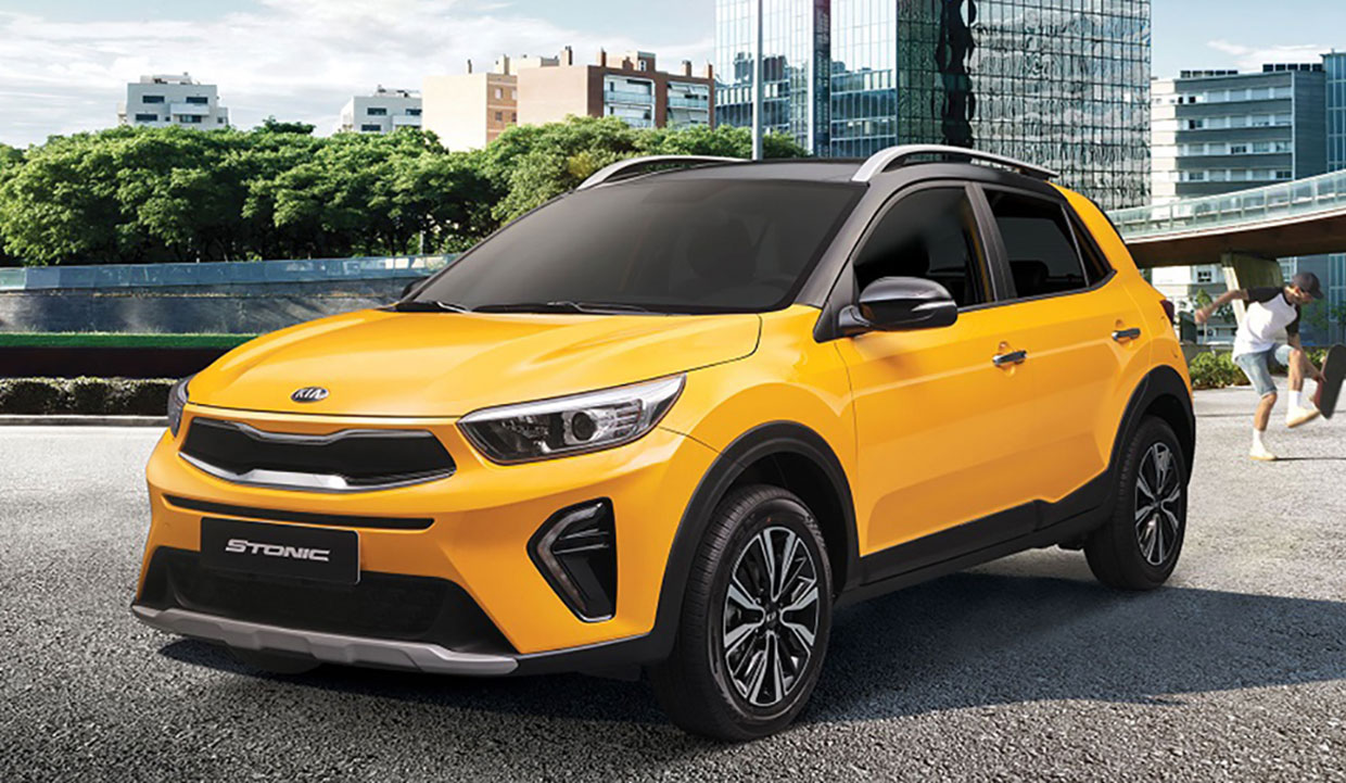 Kia Launches Stonic Compact Crossover Philstar Wheels