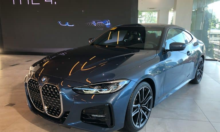 BMW PH launches all-new 4 Series