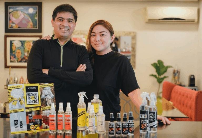 This couple creates meaningful business amid pandemic