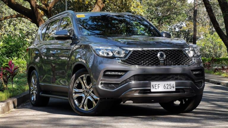 SsangYong Rexton – Balancing act with luxury