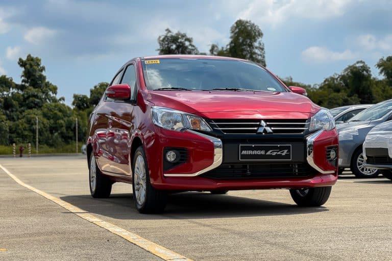 2022 Mitsubishi Mirage G4 – First impressions
